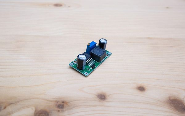 DC-DC Stepdown einstellbar 003 Ramser Elektrotechnik Webshop