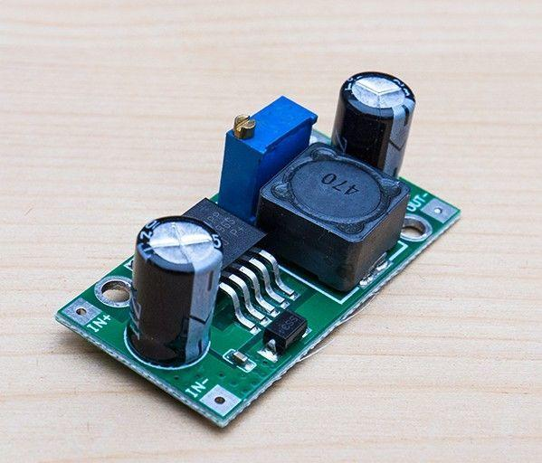 DC-DC Stepdown einstellbar 002 Ramser Elektrotechnik Webshop