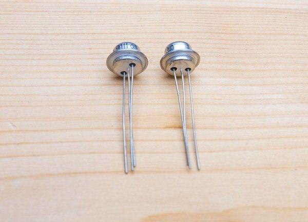 GT308B Russischer Germanium Transistor Ramser Elektrotechnik Webshop