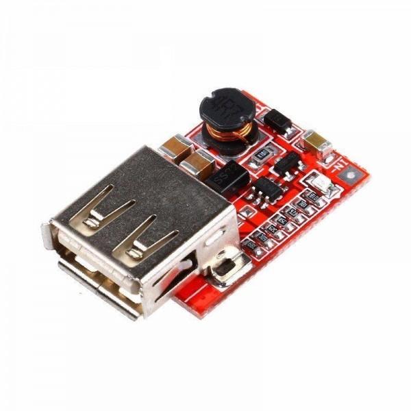 5V Stepup DC-DC Wandler auf USB 003 Ramser Elektrotechnik Webshop