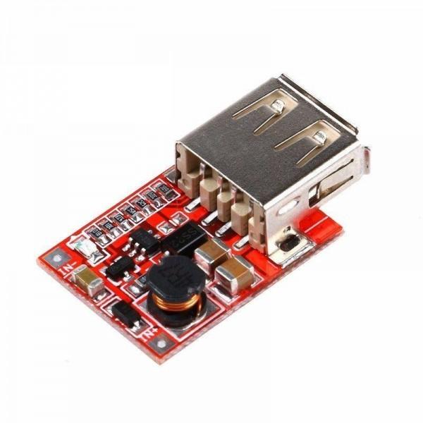5V Stepup DC-DC Wandler auf USB 001 Ramser Elektrotechnik Webshop