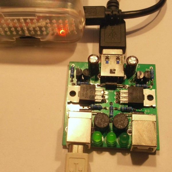 USB Redundanzmodul 002 Ramser Elektrotechnik Webshop