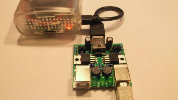 USB Redundanzmodul 001 Ramser Elektrotechnik Webshop