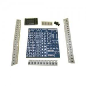 Smd Lötübungsplatine 001 Ramser Elektrotechnik Webshop