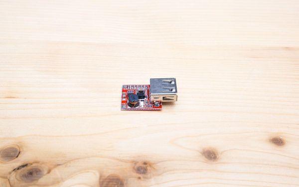 5V Stepup DC-DC Wandler auf USB 005 Ramser Elektrotechnik Webshop