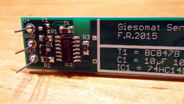 Frequenzteiler Pegelwandler 4 Ramser Elektrotechnik Webshop