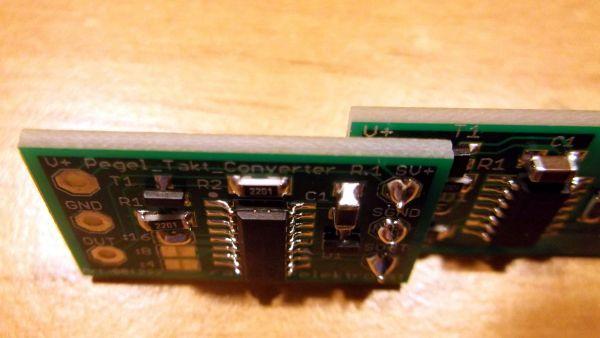 Frequenzteiler Pegelwandler 5 Ramser Elektrotechnik Webshop