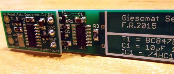 Frequenzteiler Pegelwandler 6 Ramser Elektrotechnik Webshop