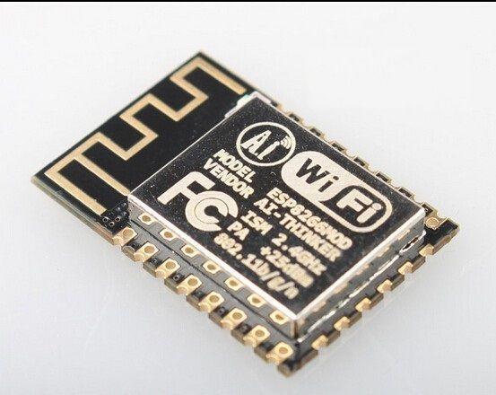 ESP8266 ESP12F WLAN Modul 1 - Ramser Elektrotechnik Webshop