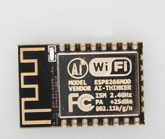 ESP8266 ESP12F WLAN Modul 2 - Ramser Elektrotechnik Webshop