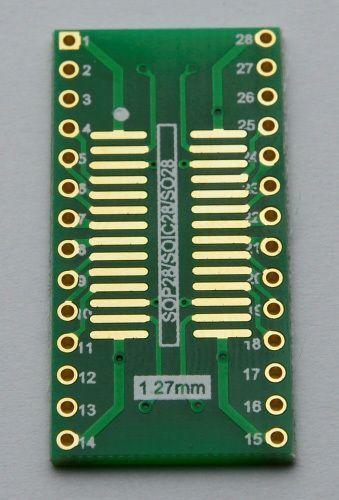 Universal SMD Adapter 2 Ramser Elektrotechnik Webshop