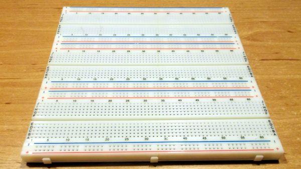 Breadboard / Steckbrett -4- Ramser Elektrotechnik Webshop
