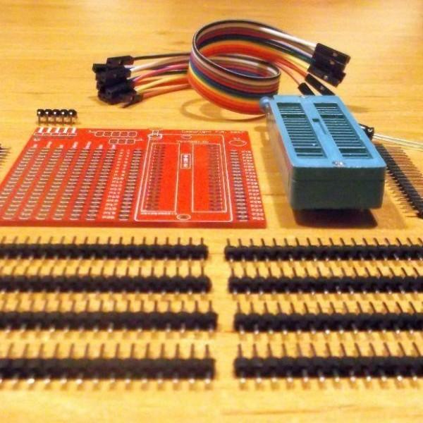 Universal ISCP ISP Adapter 04 - Ramser Elektrotechnik Webshop