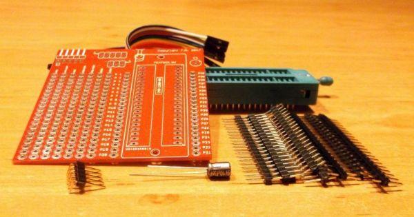 Universal ISCP ISP Adapter 05 - Ramser Elektrotechnik Webshop