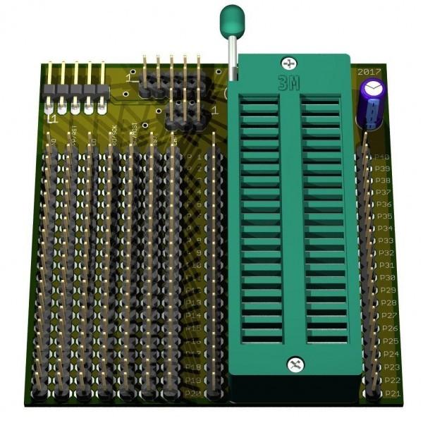 Universal ISCP ISP Adapter 06 - Ramser Elektrotechnik Webshop