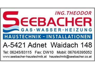 Haustechnik Seebacher