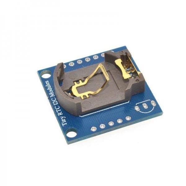 Tiny DS1307 RTC Module fuer Raspberry Arduino - Ramser Elektrotechnik Webshop - 2