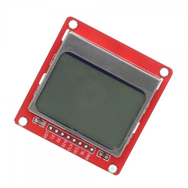 LCD Display 84x84 5110 2 - Ramser Elektrotechnik Shop
