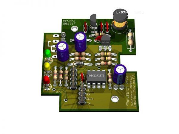 Gewitterwarner Blitzwarner Blitzdetektor Gewitterdetektor Potzblitz - 2 - Ramser Elektrotechnik Webshop
