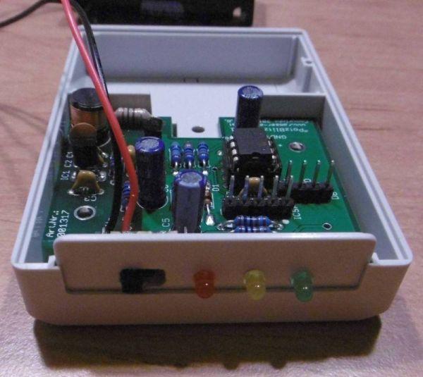 Gewitterwarner Blitzwarner Blitzdetektor Gewitterdetektor Potzblitz - 4 - Ramser Elektrotechnik Webshop