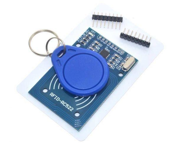 RFID Module RFID Reader NFC Reader NFC Module RC522 RC-522 13,56 Mhz - Ramser Elektrotechnik - Shop - 1