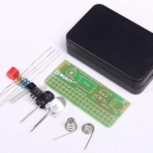 Bausatz - LED Taschenlampe mit Gehäuse - Ramser Elektrotechnik Webshop 1