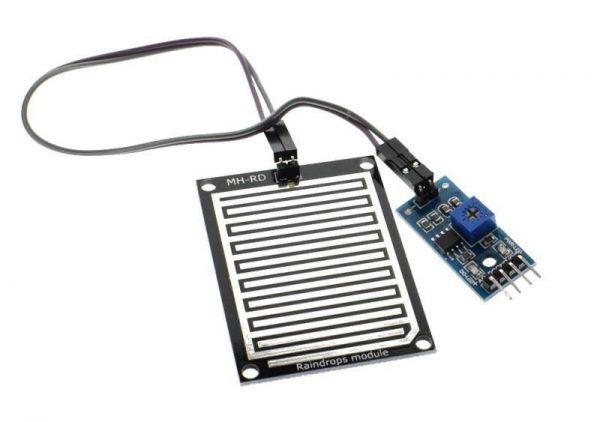 Regensensor mit Auswertung - Ramser Elektrotechnik Webshop 2