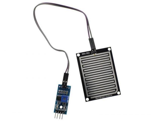Regensensor mit Auswertung - Ramser Elektrotechnik Webshop 3