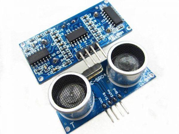 Ultraschall Abstandssensor HC-SR04 - Ramser Elektrotechnik Webshop 1