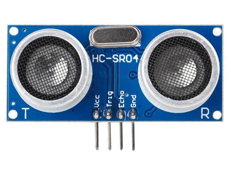Ultraschall Entfernungsmessung Formel : Ultraschall entfernungsmesser analog hc sr sensor