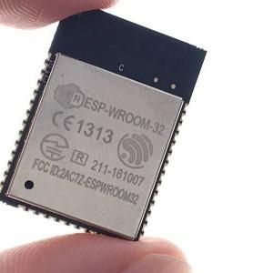 ESP32 WROOM 32 WLAN Modul - 1- Ramser Elektrotechnik Webshop