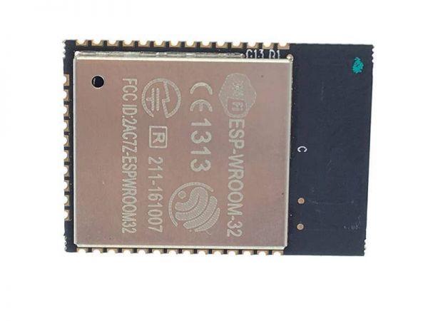 ESP32 WROOM 32 WLAN Modul - 4- Ramser Elektrotechnik Webshop