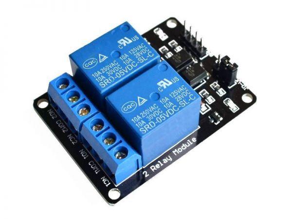 Universal Relais Modul 1 - Ramser Elektrotechnik Webshop