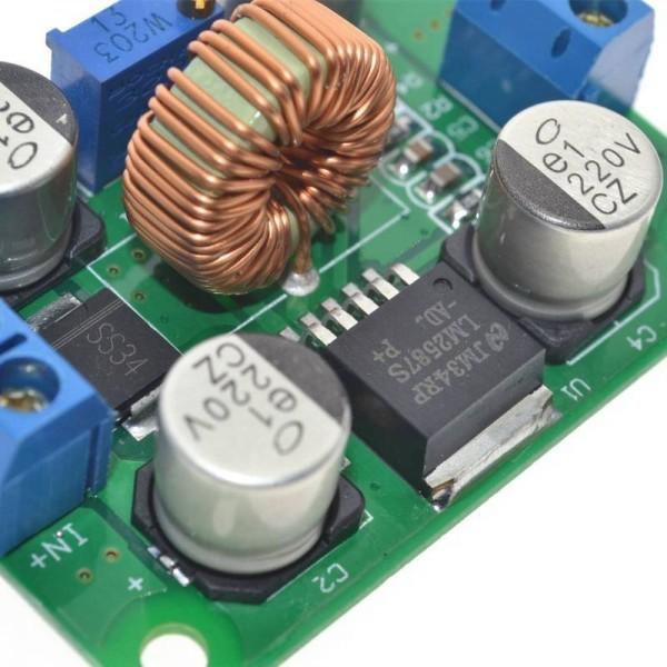 DCDC Stepup Wandler 5 - Ramser Elektrotechnik Webshop