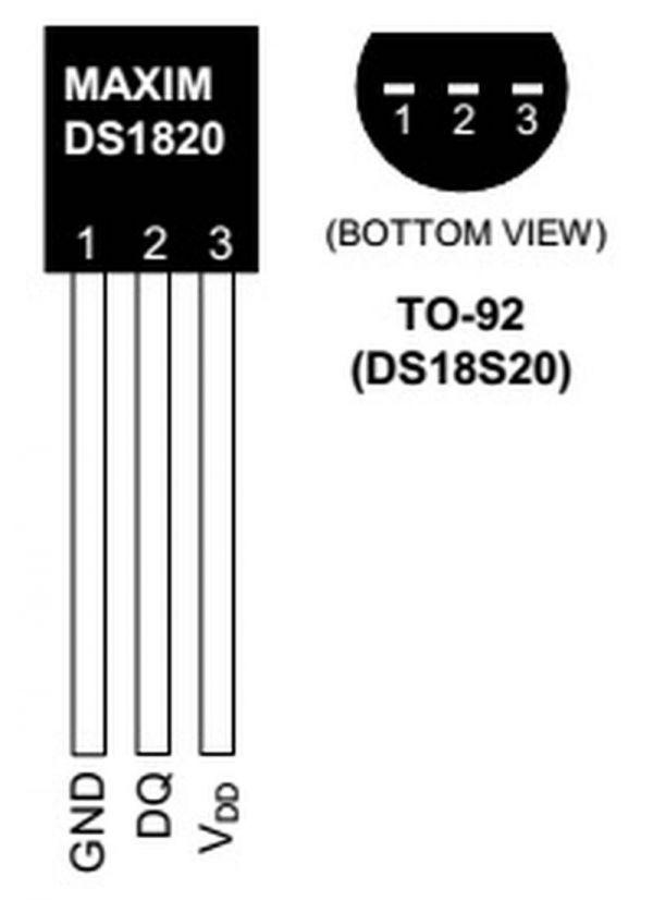 DS18B20 2 - Ramser Elektrotechnik Webshop