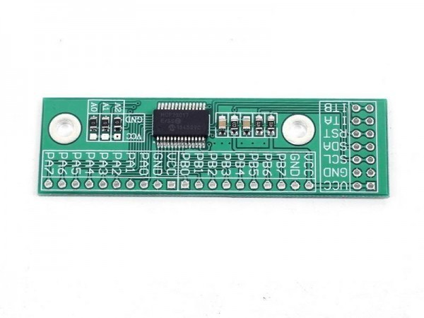 MCP23017 I2C 16bit IO Porterweiterung 3 - Ramser Elektrotechnik Shop