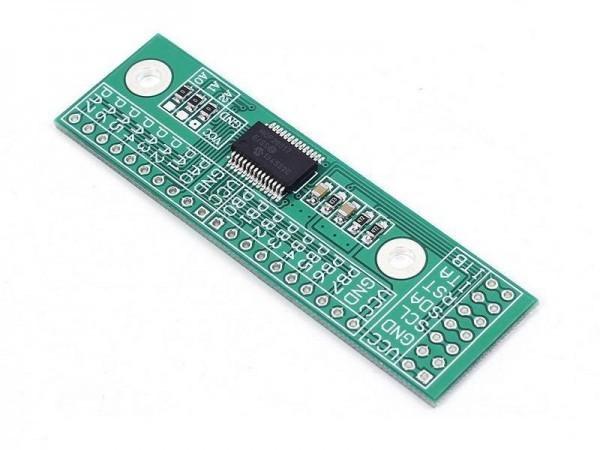 MCP23017 I2C 16bit IO Porterweiterung 4 - Ramser Elektrotechnik Shop