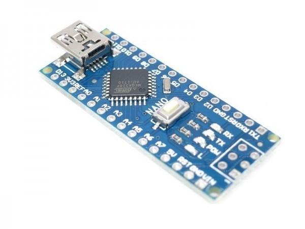 MINI USB Nano V3.0 mit ATmega328P 2- Ramser Elektrotechnik Shop