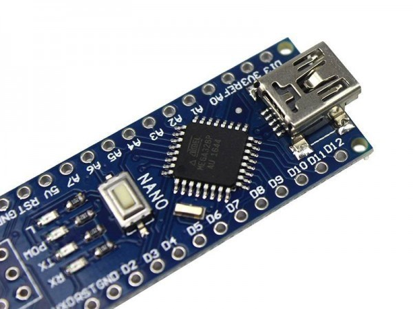 MINI USB Nano V3.0 mit ATmega328P 3- Ramser Elektrotechnik Shop