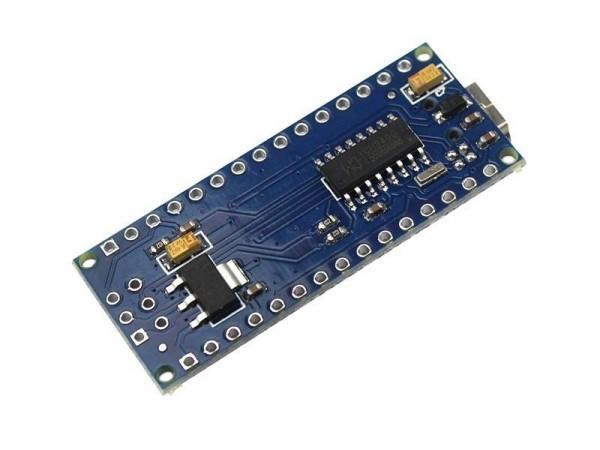 MINI USB Nano V3.0 mit ATmega328P 4- Ramser Elektrotechnik Shop