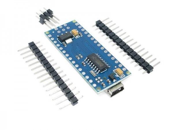 MINI USB Nano V3.0 mit ATmega328P 8- Ramser Elektrotechnik Shop