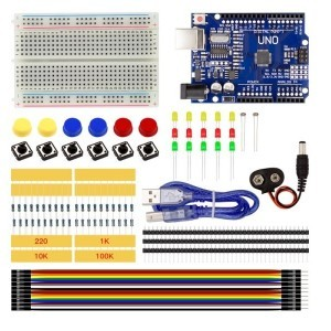 UNO R3 DIY Starter Kit 0 - Ramser Elektrotechnik Webshop