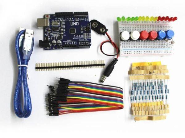 UNO R3 DIY Starter Kit 3 - Ramser Elektrotechnik Webshop