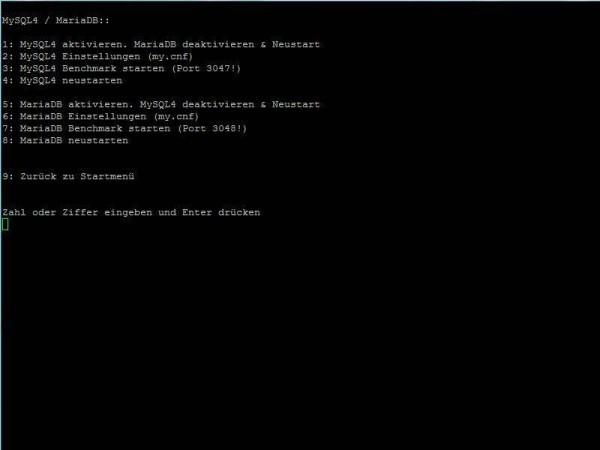 CAO DB Server - Datenbank - Ramser Elektrotechnik Webshop