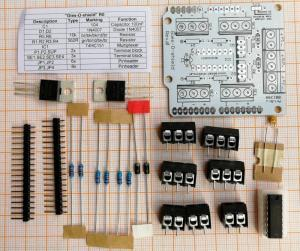 GiesOshield DIY Bausatz 1 Ramser Elektrotechnik Shop
