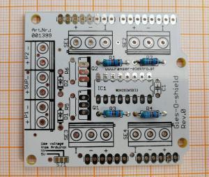 GiesOshield DIY Bausatz 2 Ramser Elektrotechnik Shop