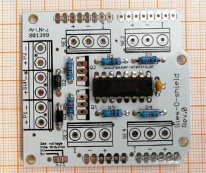 GiesOshield DIY Bausatz 5 Ramser Elektrotechnik Shop