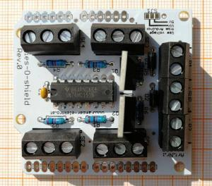 GiesOshield DIY Bausatz 7 Ramser Elektrotechnik Shop