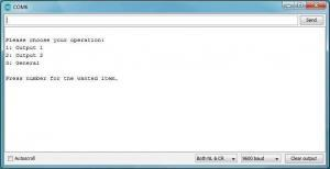 Main Console Ramser Elektrotechnik Webshop