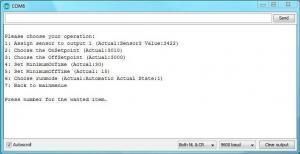 Sensor 3 Console Ramser Elektrotechnik Webshop